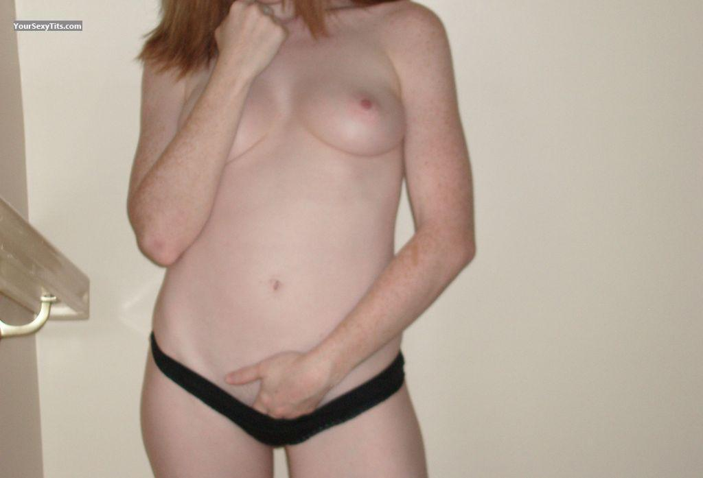 Tit Flash: My Small Tits - Therese from Australia
